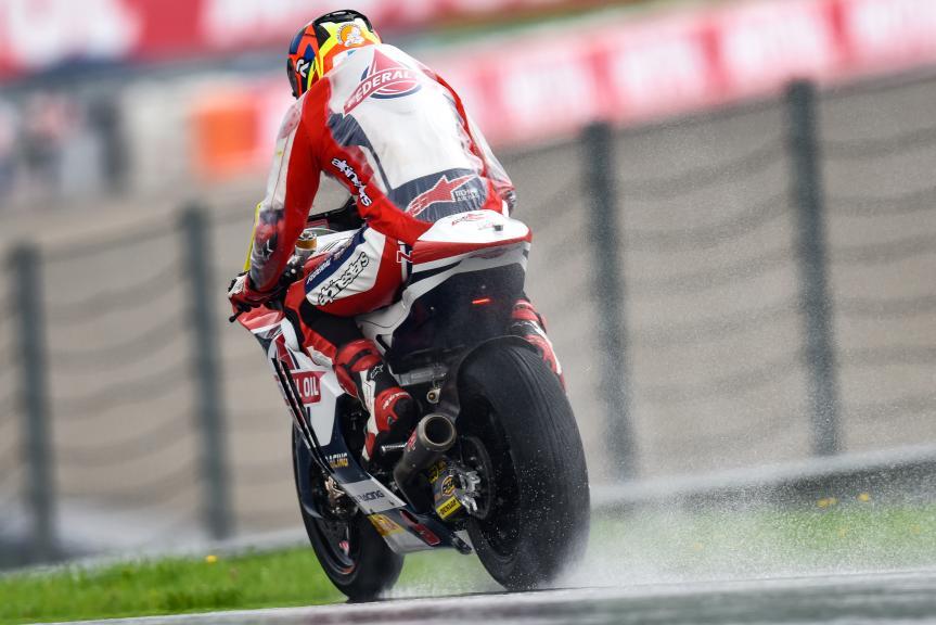 Jorge Navarro, Federal Oil Gresini Moto2, NeroGiardini Motorrad Grand Prix von Österreich