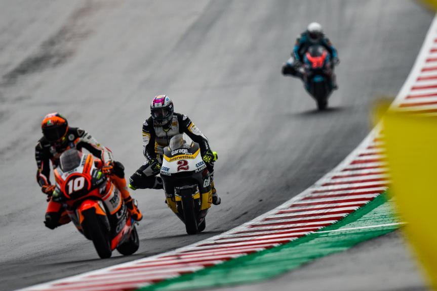Luca Marini, Forward Racing Team, NeroGiardini Motorrad Grand Prix von Österreich