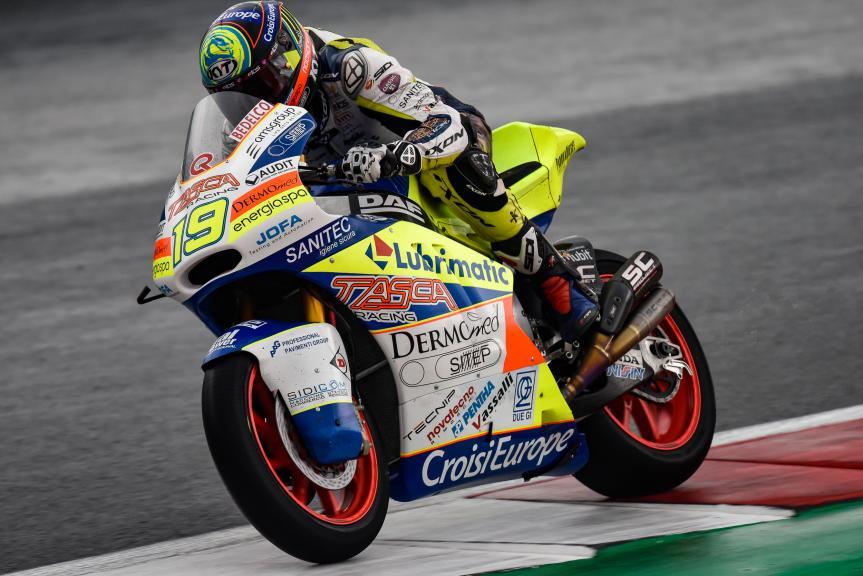 Xavier Simeon, Tasca Racing Scuderia Moto2, NeroGiardini Motorrad Grand Prix von Österreich