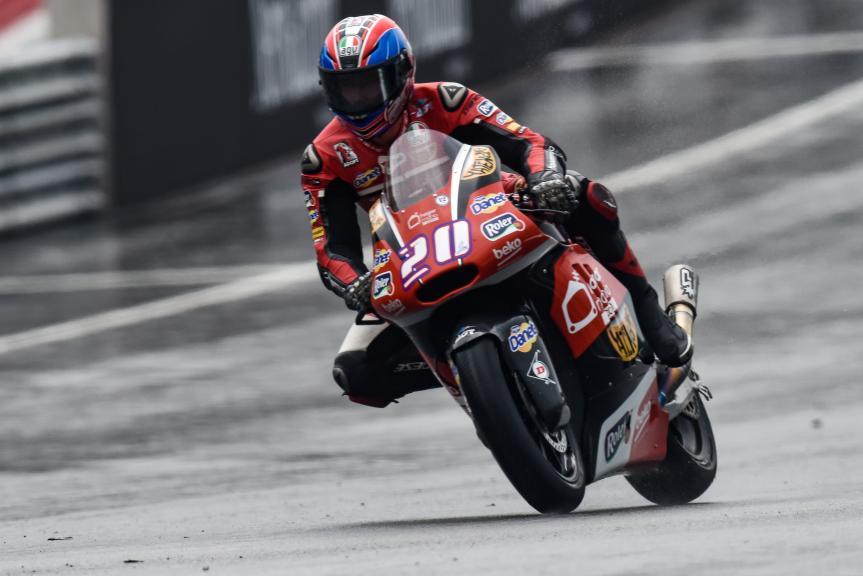 Joe Roberts, AGR Team, NeroGiardini Motorrad Grand Prix von Österreich