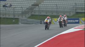 All the action from the first Free Practice session of the Moto3™ World Championship at the #AustrianGP.