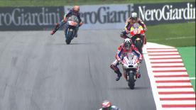 Visionnez l'intégralité de la première séance d'essais libres MotoGP™ au Red Bull Ring.