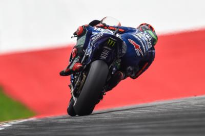 Viñales: 'It's important to improve the acceleration'