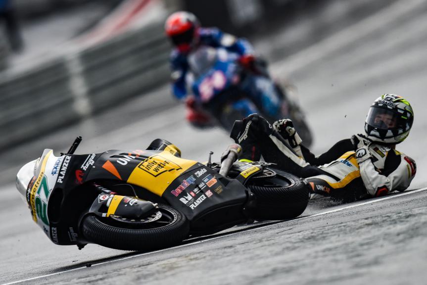 Iker Lecuona, Garage Plus Interwetten, NeroGiardini Motorrad Grand Prix von Österreich