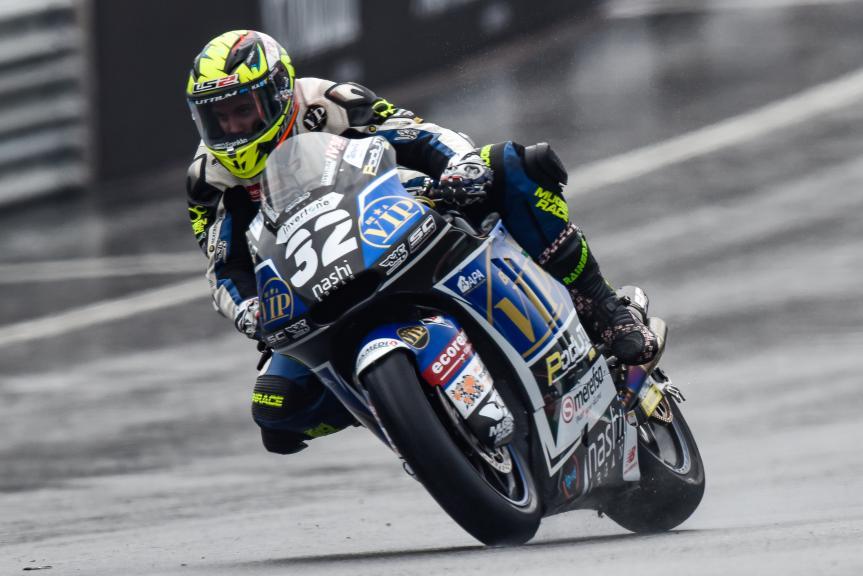 Isaac Vinales, SAG Team, NeroGiardini Motorrad Grand Prix von Österreich