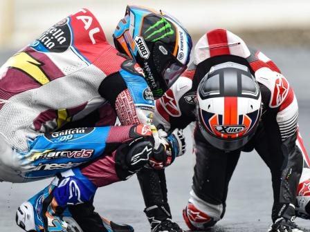 Moto2, Free Practice, NeroGiardini Motorrad Grand Prix von Ö