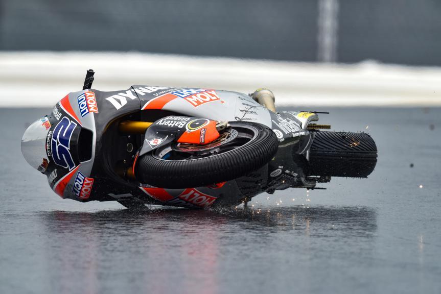 Danny Kent, Dynavolt Intact GP, NeroGiardini Motorrad Grand Prix von Österreich