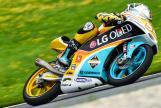 Juanfran Guevara, RBA BOE Racing Team, NeroGiardini Motorrad Grand Prix von Österreich