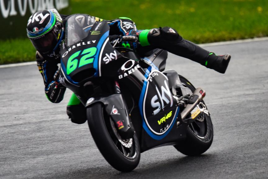 Stefano Manzi, Sky Racing Team VR46, NeroGiardini Motorrad Grand Prix von Österreich