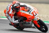 Albert Arenas, Aspar Mahindra Moto3, NeroGiardini Motorrad Grand Prix von Österreich