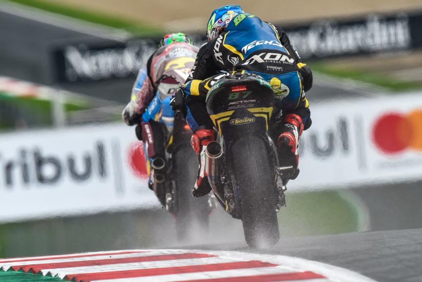 Remy Gardner, Tech 3 Racing, NeroGiardini Motorrad Grand Prix von Österreich
