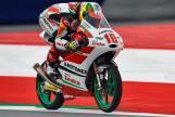 Gabriel Martinez-Abrego, Motomex Team Moto3, NeroGiardini Motorrad Grand Prix von Österreich