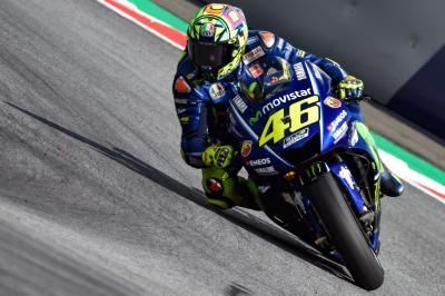 Rossi: 'I didn't feel very well'