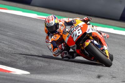 Pedrosa: 'We really improved from last year'