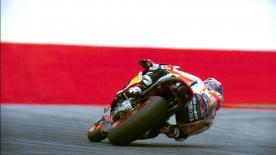 Retrouvez les meilleurs ralentis de la première journée d'essais libres MotoGP™ au Red Bull Ring.