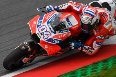 "Dovizioso on qualifying: ""That's the speed for tomorrow"""