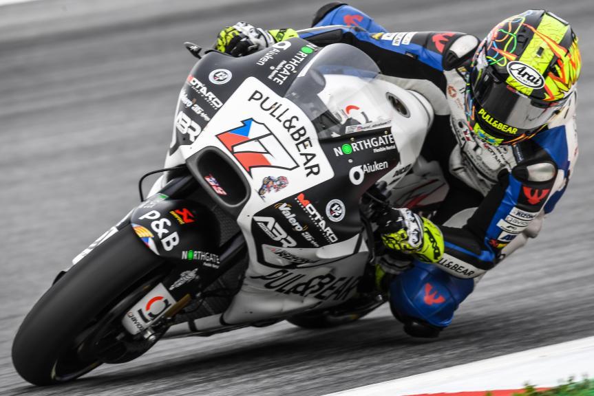 Karel Abraham, Pull&Bear Aspar Team, NeroGiardini Motorrad Grand Prix von Österreich