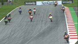 The entire Qualifying session from the #AustrianGP of the Moto3™ World Championship.