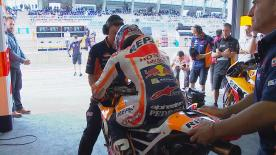 The third Free Practice session of the MotoGP™ World Championship at the #AustrianGP.