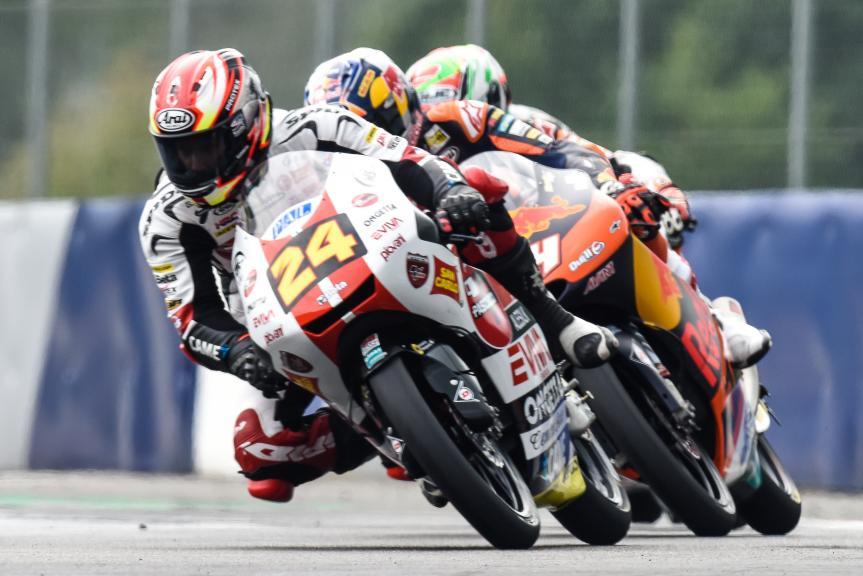 Tatsuki Suzuki, SIC58 Squadra Corse, NeroGiardini Motorrad Grand Prix von Österreich