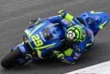 Andrea Iannone, Team Suzuki Ecstar, NeroGiardini Motorrad Grand Prix von Österreich