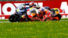 Retrouvez les meilleurs ralentis du samedi en MotoGP™ sur le Red Bull Ring.