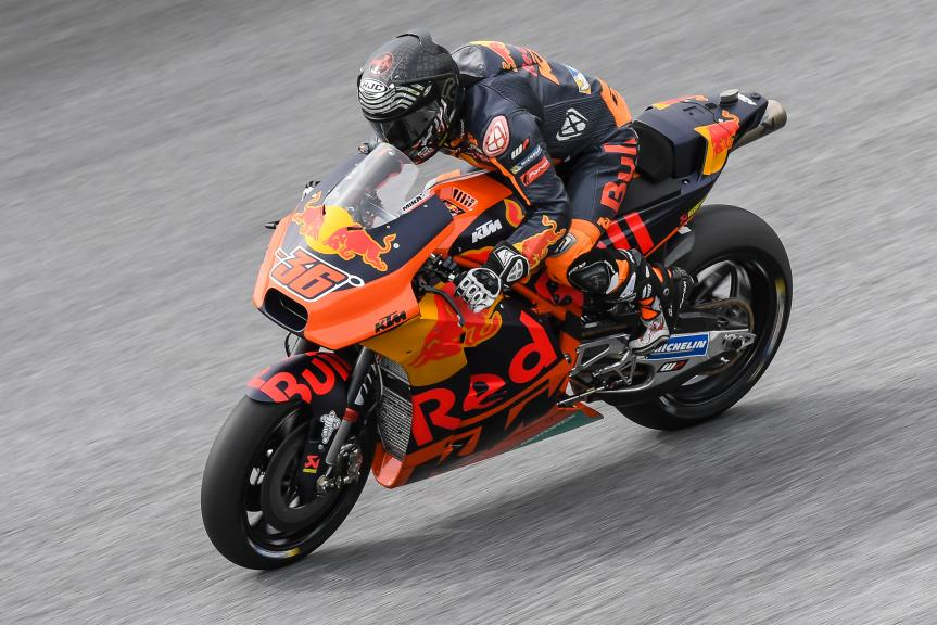 Mika Kallio, Red Bull KTM Factory Racing, NeroGiardini Motorrad Grand Prix von Österreich