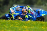 Alex Rins, Team Suzuki Ecstar, NeroGiardini Motorrad Grand Prix von Österreich
