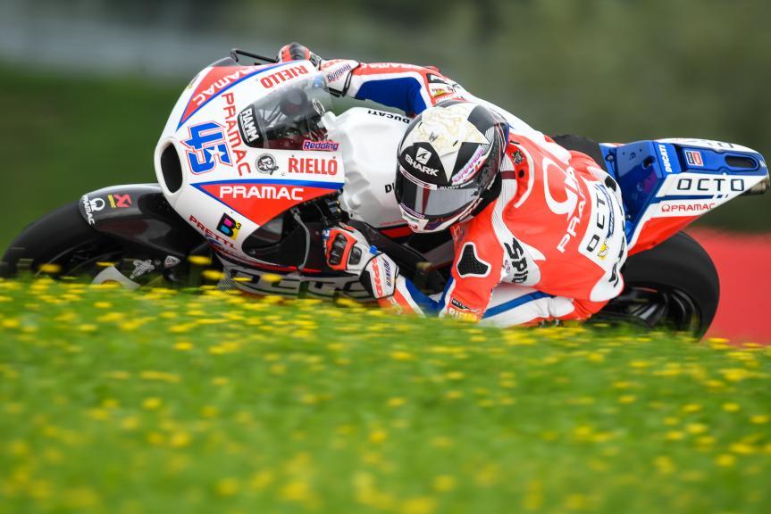 Scott Redding, Octo Pramac Racing, NeroGiardini Motorrad Grand Prix von Österreich