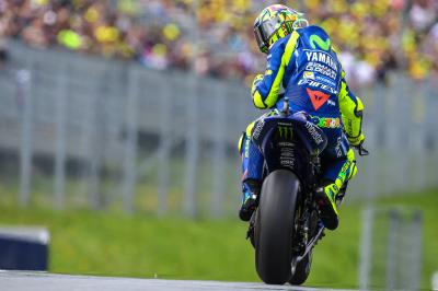 Rossi: 'Our pace isn't bad and we can try to fight'