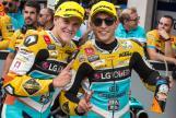 Gabriel Rodrigo, Juanfran Guevara, RBA BOE Racing Team, NeroGiardini Motorrad Grand Prix von Österreich