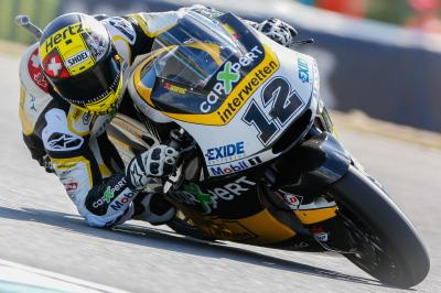 Lüthi ups the ante in FP3