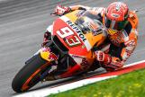 Marc Marquez, Repsol Honda Team, NeroGiardini Motorrad Grand Prix von Österreich