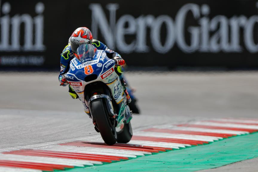 Hector Barbera, Reale Avintia Racing, NeroGiardini Motorrad Grand Prix von Österreich