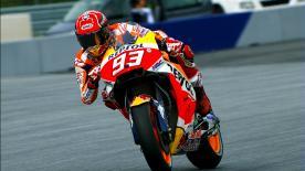 Petit rappel des positions occupées par chacun des pilotes sur la grille MotoGP™ de l' #AustrianGP.