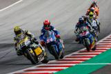 Thomas Luthi, Mattia Pasini, NeroGiardini Motorrad Grand Prix von Österreich