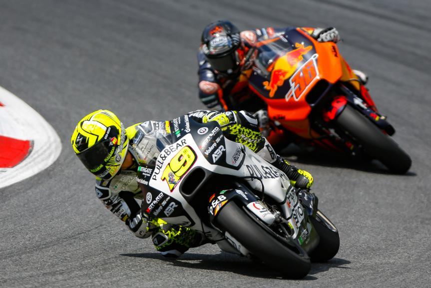 Alvaro Bautista, Pull&Bear Aspar Team, NeroGiardini Motorrad Grand Prix von Österreich