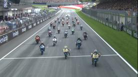 The full race session at the #AustrianGP of the Moto3™ World Championship.