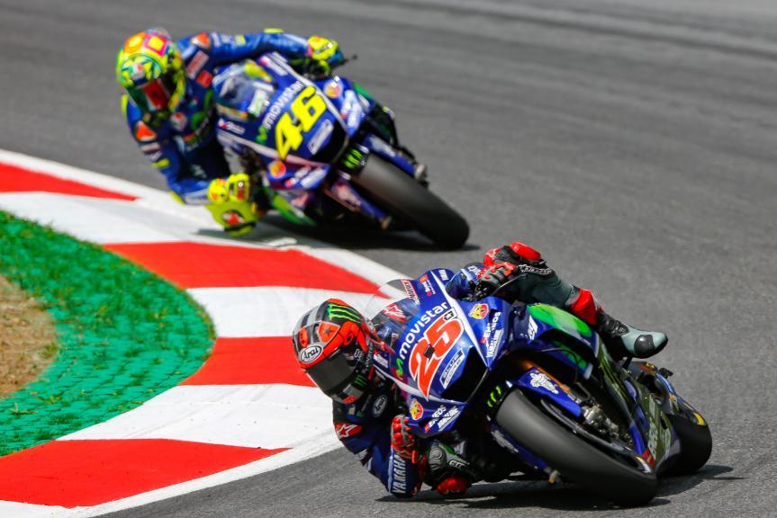 Maverick Vinoales, Movistar Yamaha MotoGP, NeroGiardini Motorrad Grand Prix von Österreich