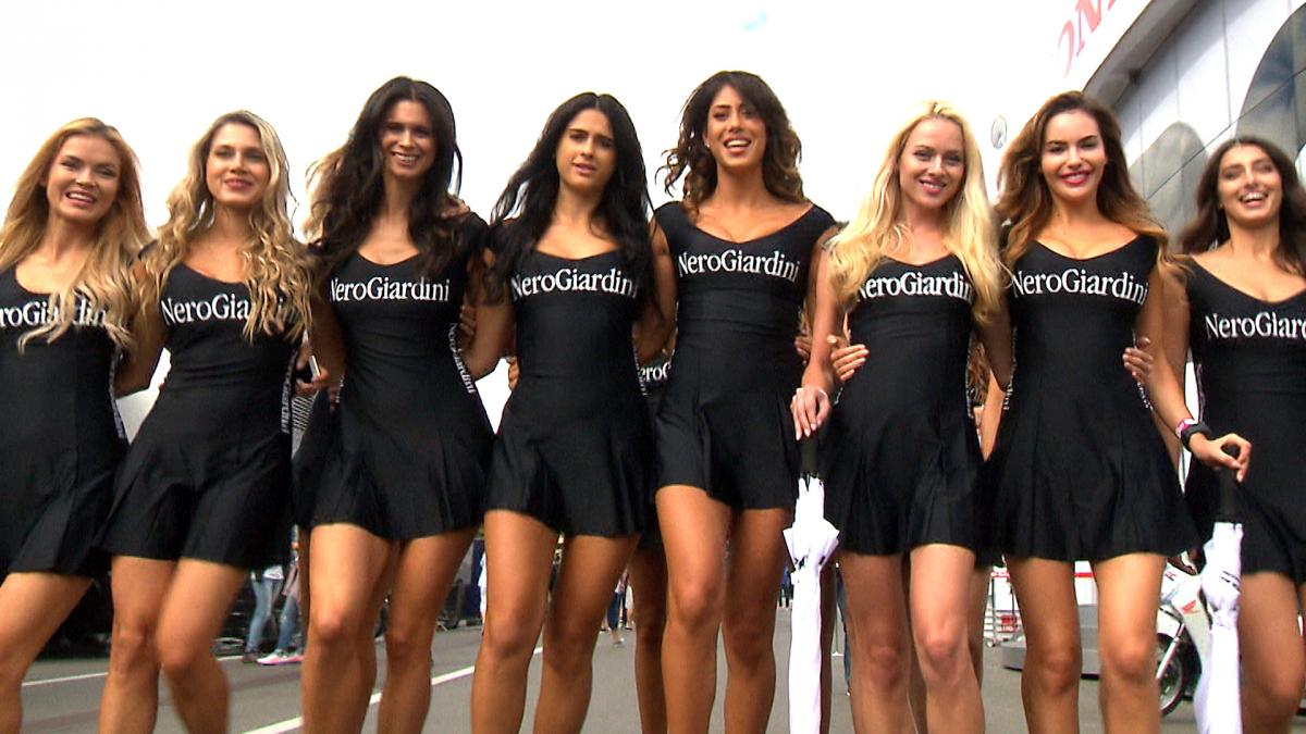 The Paddock Girls Of The Austriangp Motogp