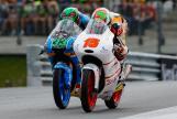 Enea bastianini, Estrella Galicia 0,0, NeroGiardini Motorrad Grand Prix von Österreich