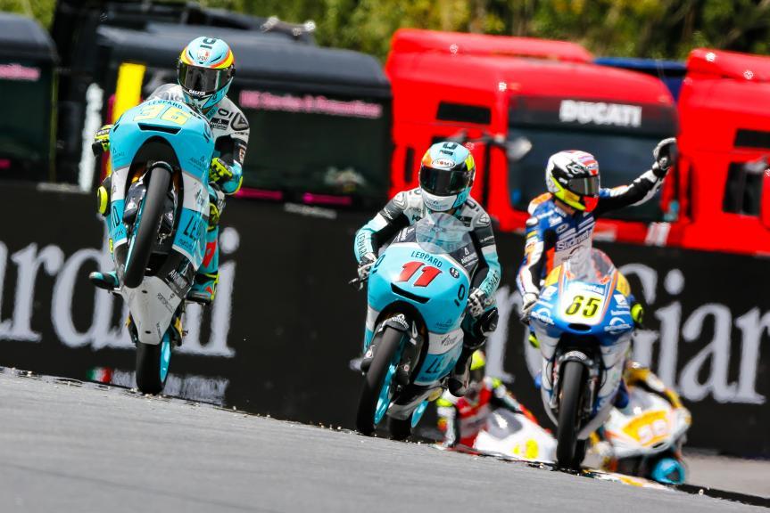 Joan Mir, Leopard Racing, NeroGiardini Motorrad Grand Prix von Österreich
