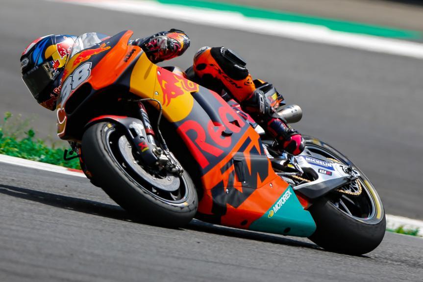 Bradley Smith, Red Bull KTM Factory Racing, NeroGiardini Motorrad Grand Prix von Österreich