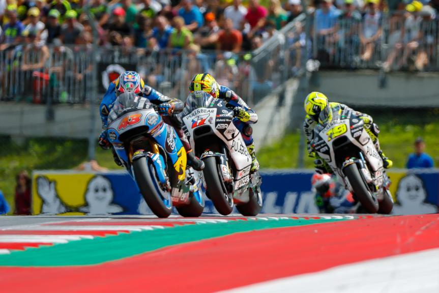 Jack Miller, EG 0,0 Marc VDS, NeroGiardini Motorrad Grand Prix von Österreich