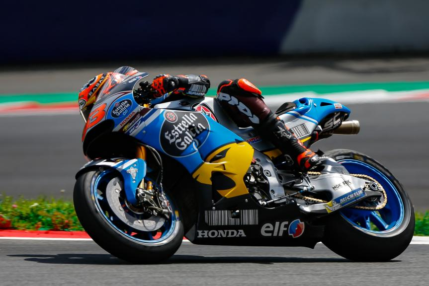 Tito Rabat, EG 0,0 Marc VDS, NeroGiardini Motorrad Grand Prix von Österreich