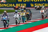 Jorge Martin, Del Conca Gresini Moto3, NeroGiardini Motorrad Grand Prix von Österreich