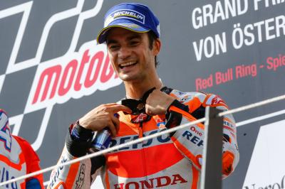 "Pedrosa: ""I had a good strategy"""