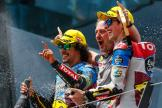Franco Morbidelli, Alex Marquez, Eg 0,0 Marc Vds, NeroGiardini Motorrad Grand Prix von Österreich