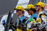 Franco Morbidelli, Alex Marquez, Thomas Luthi, NeroGiardini Motorrad Grand Prix von Österreich