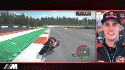 『MotoGP™ eSport Championship』~レッドブル・リンクの攻略法